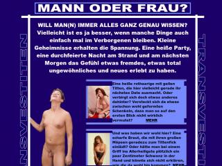 Transvestiten XXL